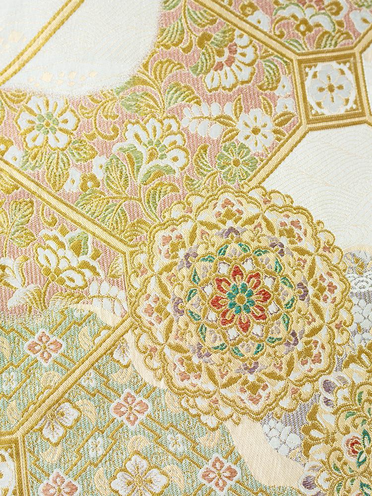 袋帯レンタルの品番obi-1番のアップした詳細画像