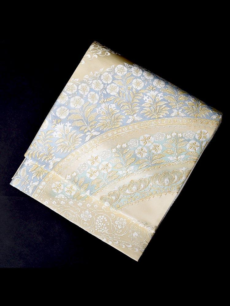【高級帯レンタル】obi-27-311 洛陽織物謹製 アラベスク サイズ アラベスク